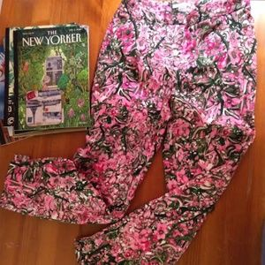 Floral H&M Trousers